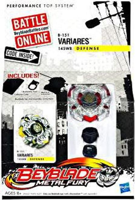 Beyblade Metal Fury VariAries Single Pack B-151