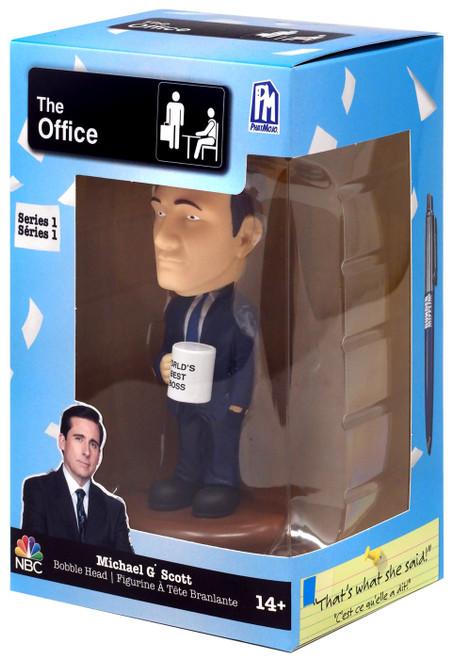 The Office Michael G Scott Bobblehead Figure