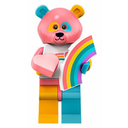 LEGO Minifigures Series 19 Bear Costume Guy Minifigure [Loose]