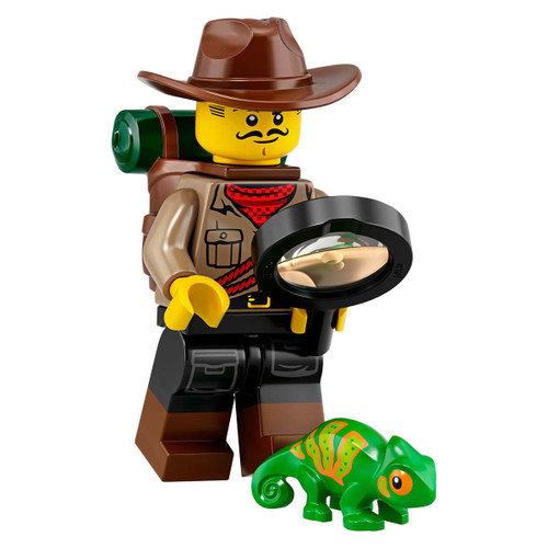 LEGO Minifigures Series 19 Jungle Explorer Minifigure [Loose]