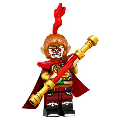 LEGO Minifigures Series 19 Monkey King Minifigure [Loose]