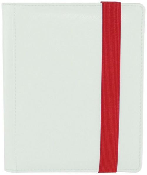 Card Supplies Dex Binder 4 White 4-Pocket Binder