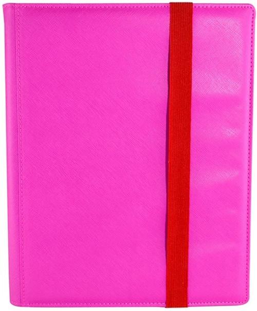 Card Supplies Dex Binder 9 Pink 9-Pocket Binder