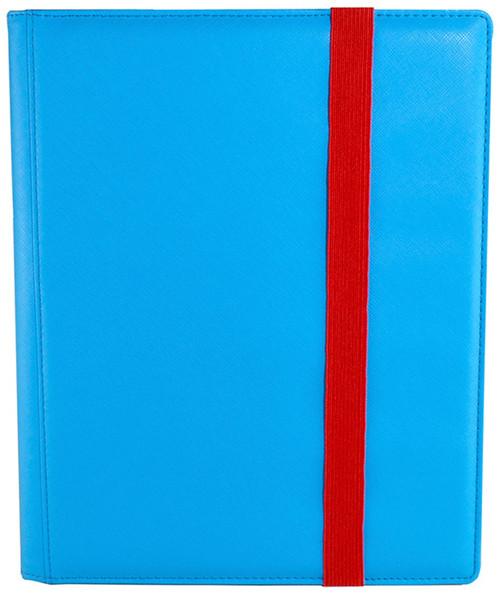 Card Supplies Dex Binder 9 Light Blue 9-Pocket Binder