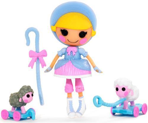Lalaloopsy Little Bah Peep 3-Inch Mini Figure