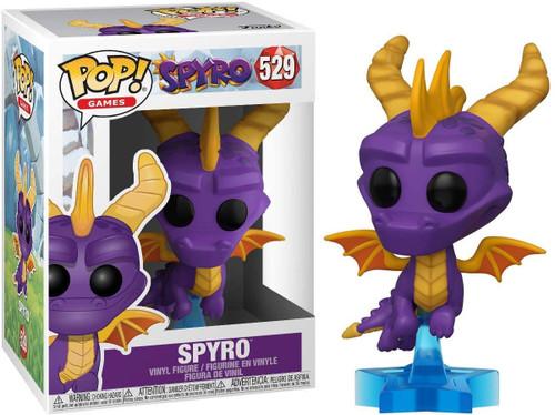 Funko POP! Games Spyro Vinyl Figure #529