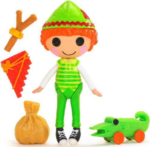 Lalaloopsy Pete R. Canfly 3-Inch Mini Figure
