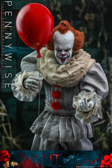 IT: Chapter Two Movie Masterpiece Pennywise Collectible Figure MMS555 (Pre-Order ships March)
