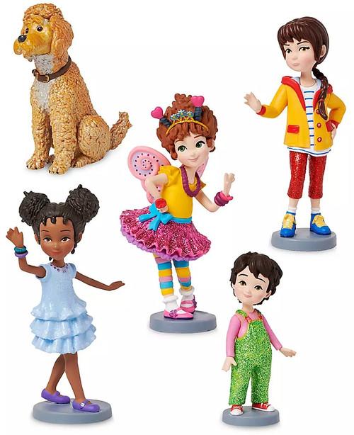 Disney Fancy Nancy Exclusive 5-Piece PVC Figure Play Set