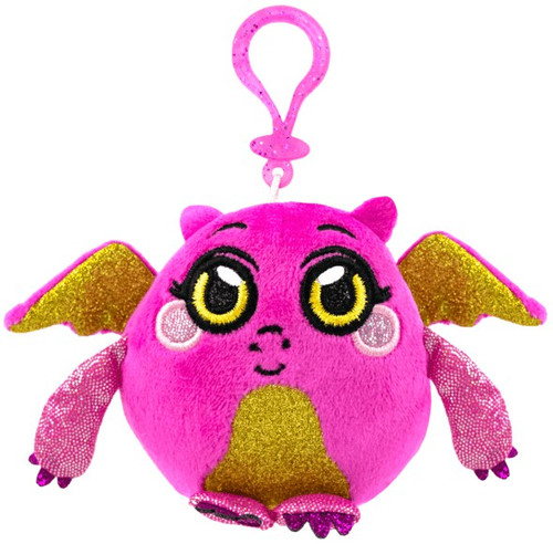 MushMeez Dragon 3.5-Inch Clip-On Plush