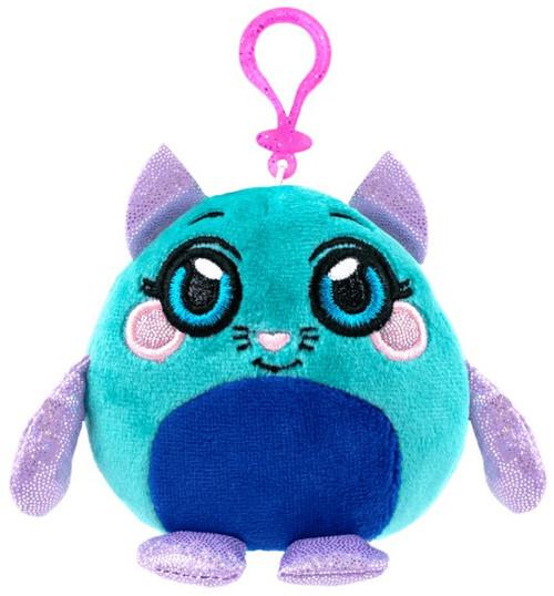 MushMeez Cat 3.5-Inch Clip-On Plush