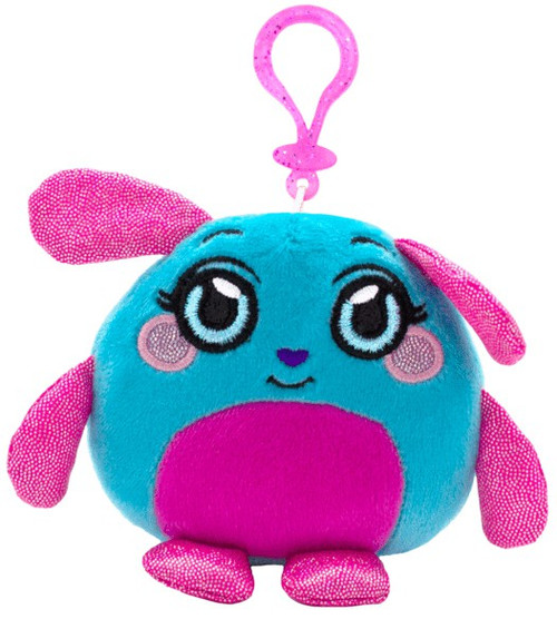 MushMeez Dog 3.5-Inch Clip-On Plush