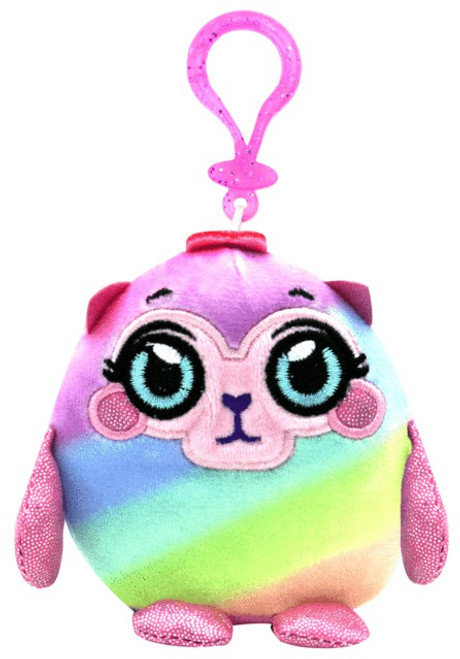 MushMeez Llama 3.5-Inch Clip-On Plush