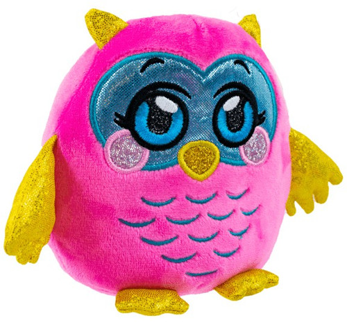 MushMeez Owl 6-Inch Medium Plush