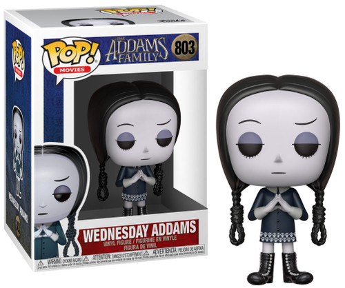 Funko The Addams Family POP! Movies Wednesday Vinyl Figure