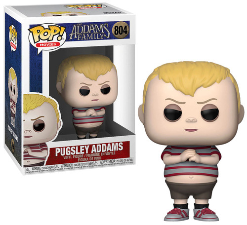 Funko The Addams Family POP! Movies Pugsley Vinyl Figure