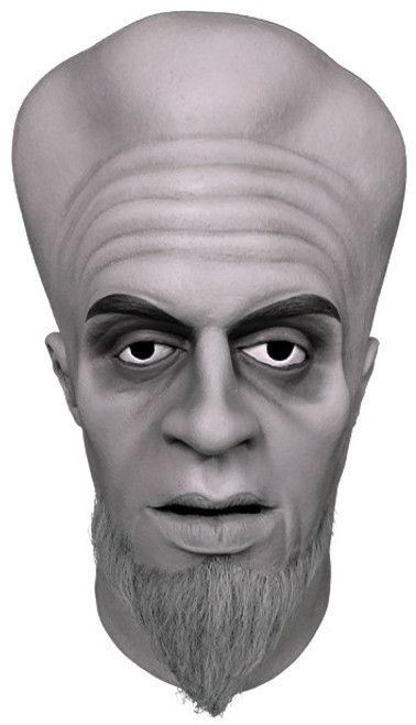 The Twilight Zone Kanamit Costume Mask [To Serve Man] (Pre-Order ships January)