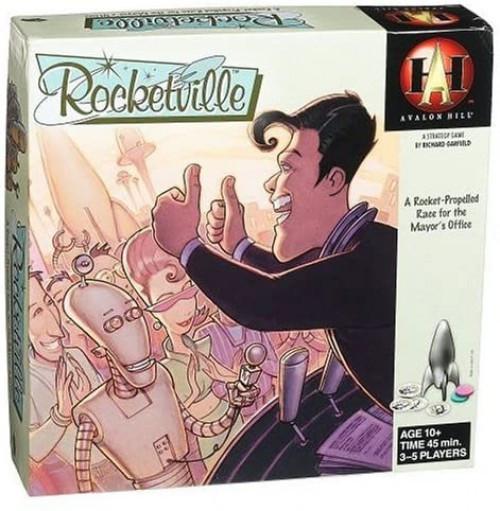 Rocketville Board Game