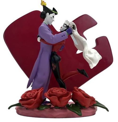 DC Joker & Harley Quinn Wedding Cake Topper (Pre-Order ships January)