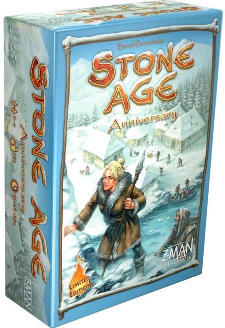 Anniversary Stone Age Board Game