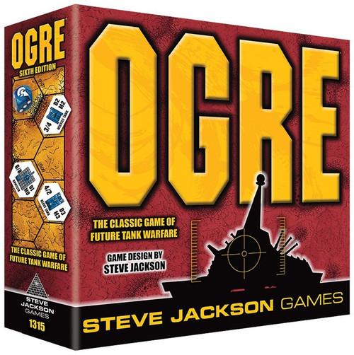 Ogre Board Game
