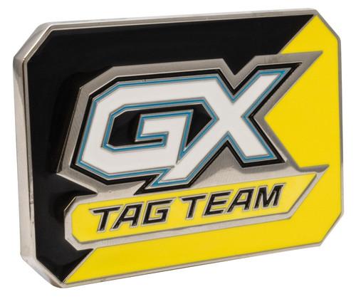 Nintendo Pokemon Trading Card Game GX Tag Team Metal Token [Loose]