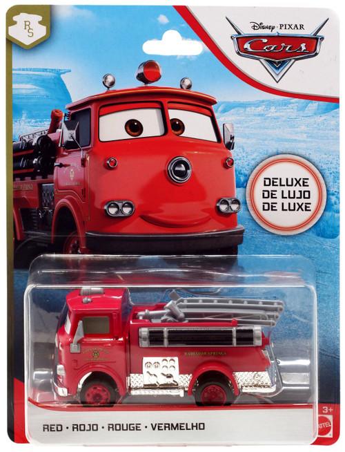 Disney / Pixar Cars Cars 3 Deluxe Oversized Red Diecast Car [Radiator Springs]