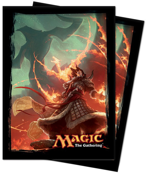 Ultra Pro MtG Fate Reforged Sarkhan Vol Standard Card Sleeves