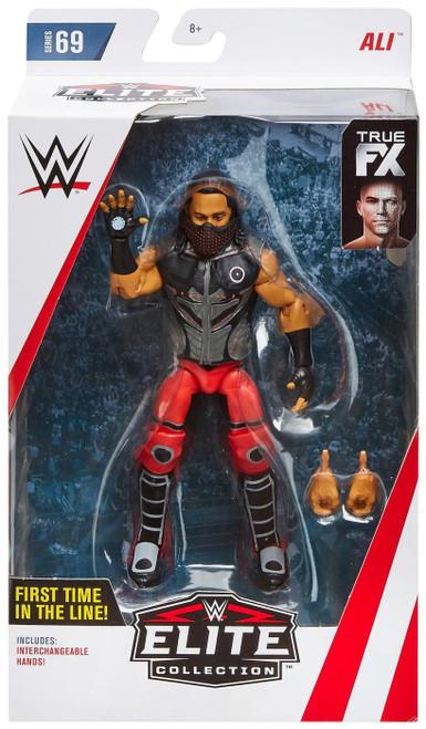 WWE Wrestling Elite Collection Series 69 Mustafa Ali Action Figure [Red Pants]