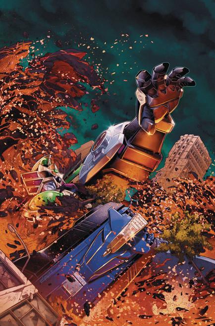 Boom Studios Mighty Morphin Power Rangers #44 Necessary Evil Comic Book