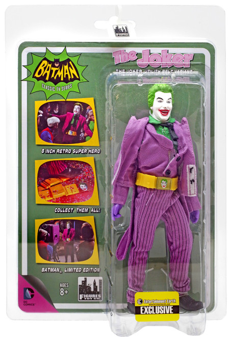 Batman 1966 TV Series The Joker Exclusive Action Figure [Utility Belt Variant]