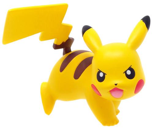 Pokemon Pikachu Figure [Attacking, Loose]