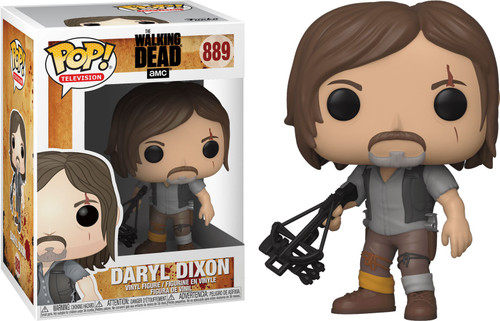 Funko The Walking Dead POP! TV Daryl Dixon Vinyl Figure #889