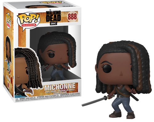 Funko The Walking Dead POP! TV Michonne Vinyl Figure