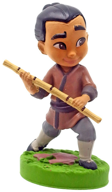 Disney Littles Animators' Collection Series 9 Li Shang Mini Figure [No Package]