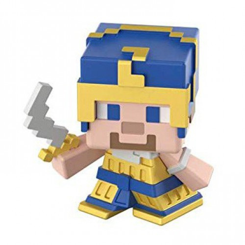 Minecraft Egyptian Mythology Series 17 Steve Minifigure [Egyptian Armor Loose]