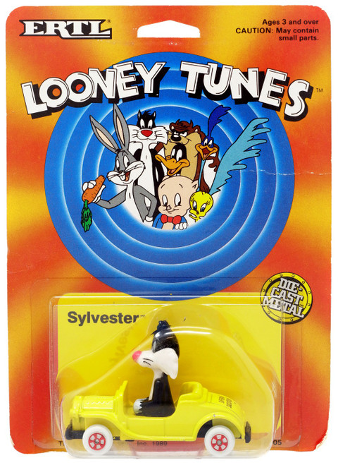 Looney Tunes Sylvester Diecast Vehicle
