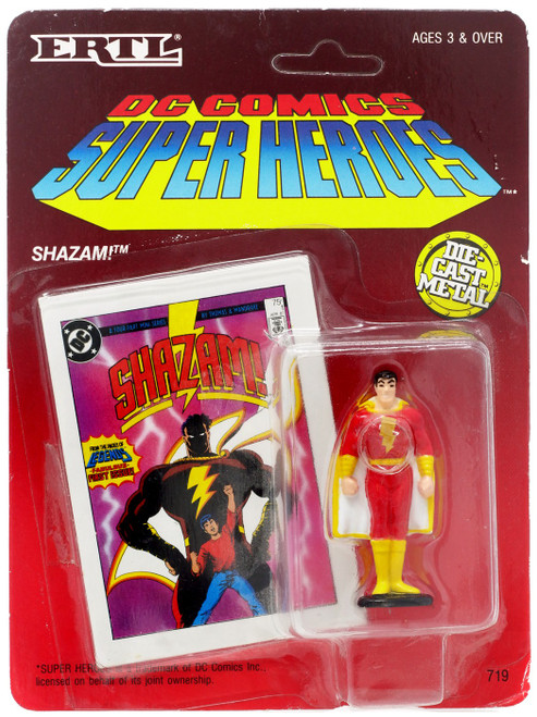 DC Super Heroes Shazam! Diecast Figurine
