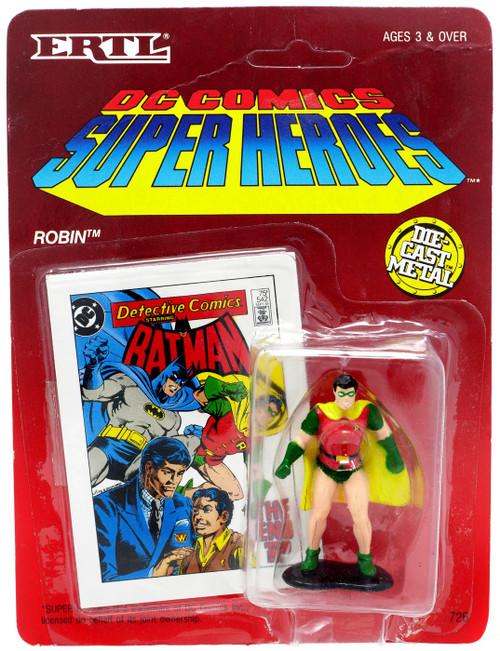 DC Super Heroes Robin Diecast Figurine