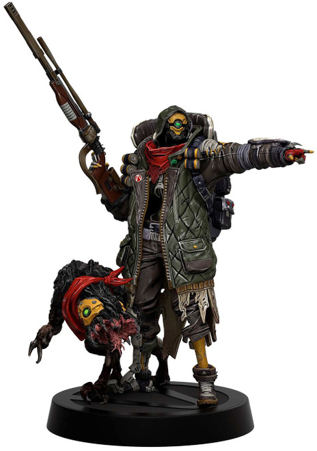 Figures of Fandom: Borderlands 3 Fl4k the Beastmaster & Skag 13.6-Inch PVC Statue
