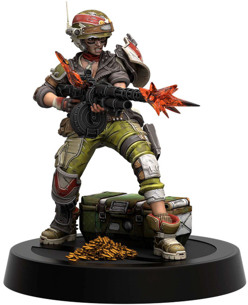 Figures of Fandom: Borderlands 3 Moze the Gunner 8.7-Inch PVC Statue