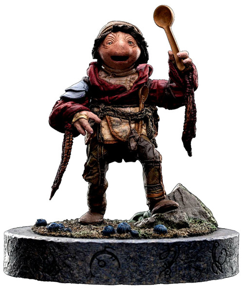 Dark Crystal Hup the Podling Polystone Statue
