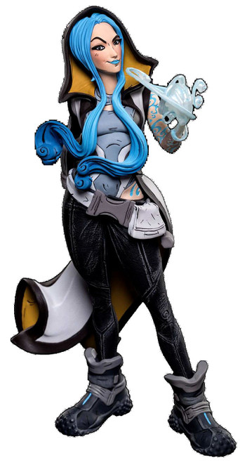 Mini Epics: Borderlands 3 Maya the Siren 6-Inch Vinyl Statue