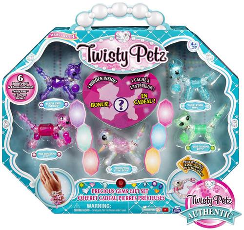 Twisty Petz Series 3 Precious Gems Gift Set 6-Pack