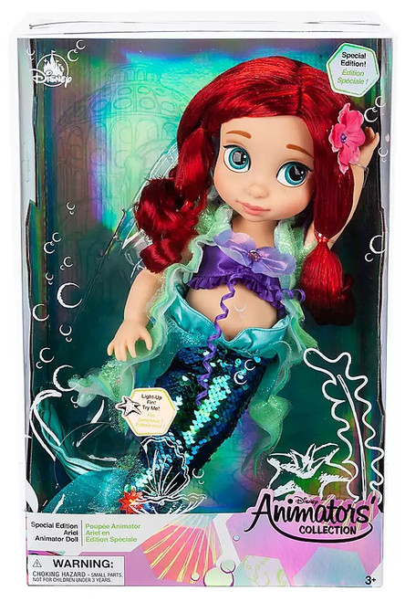 Disney Princess The Little Mermaid Animators' Collection Ariel Exclusive 15-Inch Doll [Special Edition]