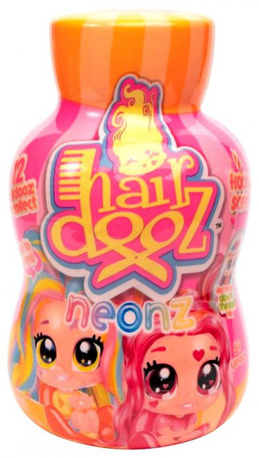 Hairdooz Series 3 Neon Neon Mystery Pack