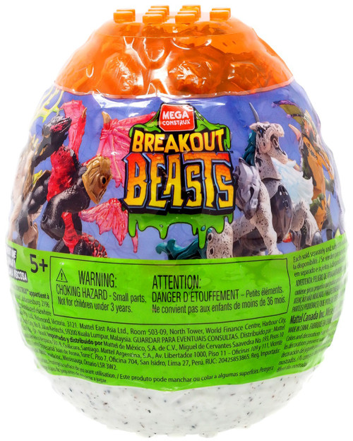 Breakout Beasts Series 4 Slime Egg Mystery Pack