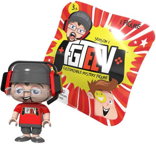 FGTeeV Season 1 Foil Bag Mystery Figure Pack [1 RANDOM Figure]