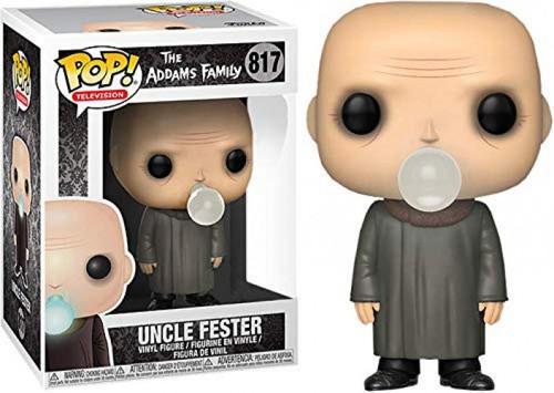 Funko The Addams Family POP! TV Uncle Fester Exclusive Vinyl Figure #817 [Light Bulb]
