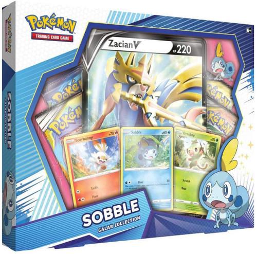Pokemon Trading Card Game Galar Collection Sobble Box [Random Oversized Card]